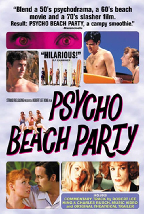 Psycho Beach Party | Strand Releasing