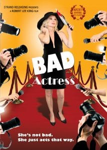 Bad Actress front cover